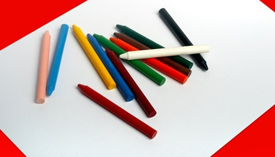 Get rid of unsightly crayon marks and candle drippings using simple at-home solutions.