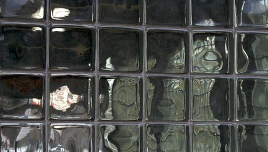 Glass block lends itself as well to outdoor applications as it does to indoor uses.