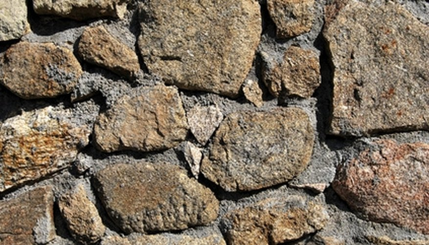 Use stone to accentuate your home exterior.