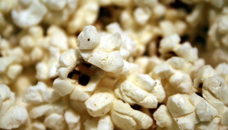 Burnt popcorn odor often lingers in your microwave.