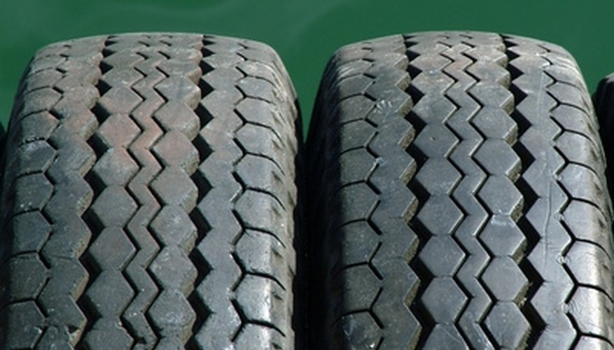 Tires can be troublesome if your home is small.
