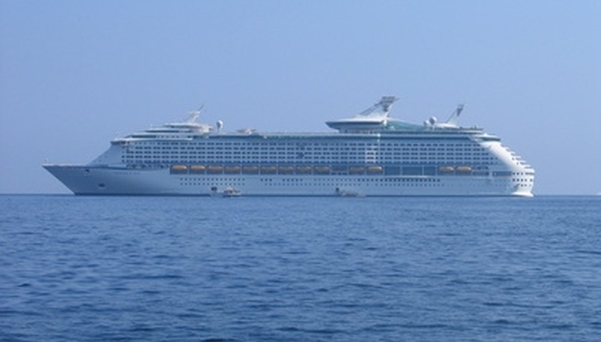 Opportunities for love on a cruise ship are abundant.