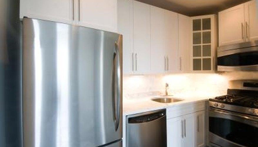 Fix a Loose Handle on Kitchen Aid Fridge