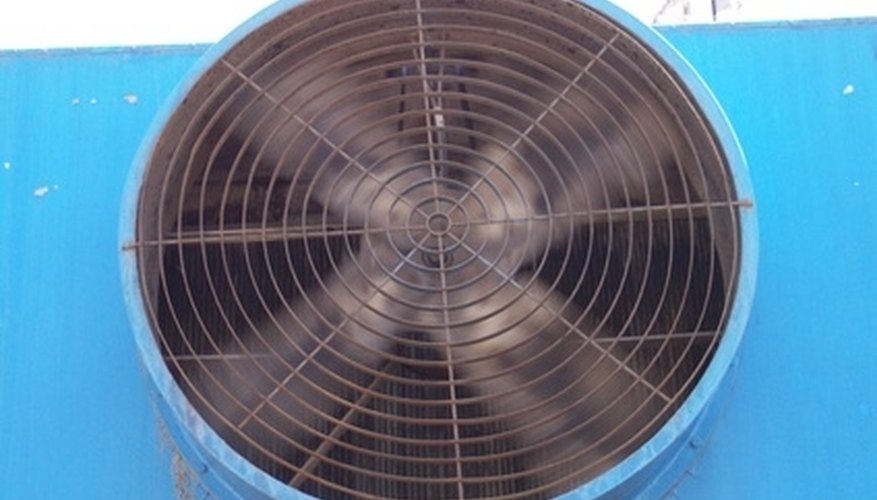 It's easy to calculate the horsepower of an exhaust fan.
