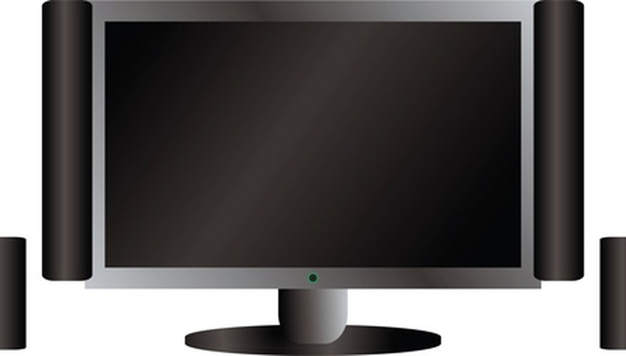 Toshiba manufactures a range of TVs, including LCD displays.