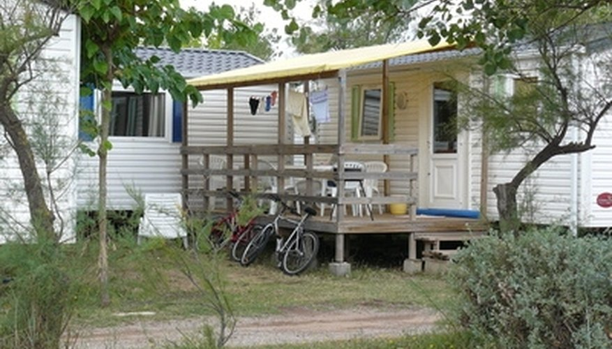A senior mobile home park is an economical way to spend your retirement living.