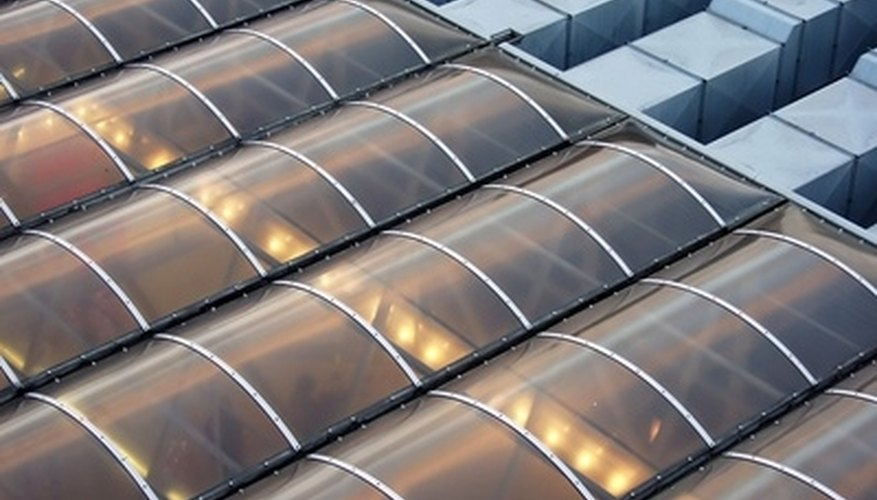 Polycarbonate Roofing Has A Lifetime Warranty.