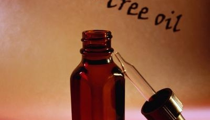 Tea tree oil is a common ingredient in folk remedies, but its effectiveness is still up for debate.