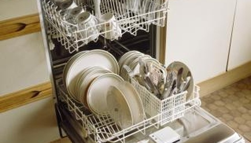 Keep your dishwasher in good working order by checking a few things from time to time.