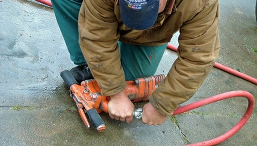 Repairing an air compressor hose is straightforward and won't slow down your job.