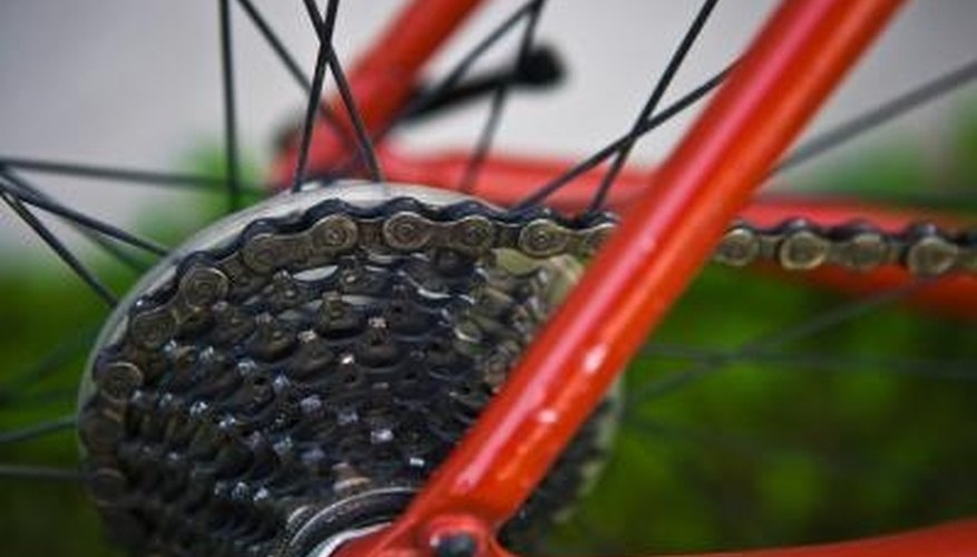 How to Adjust the Shimano 7 Speed Derailleur