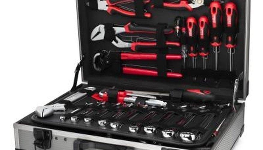 Sears makes a variety of tool kits.
