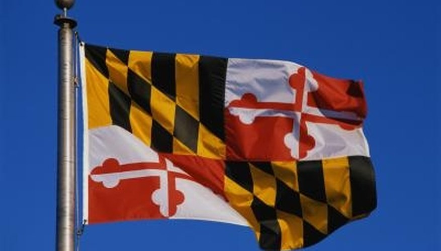 Baltimore County surrounds the city of Baltimore on three sides.