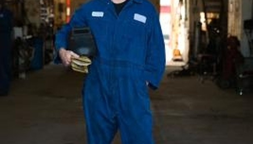 Welders should  know the yield points of materials they work with.