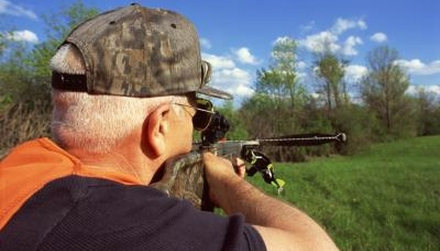 How to Sight a Three Red Dot Scope on a Cross Bow