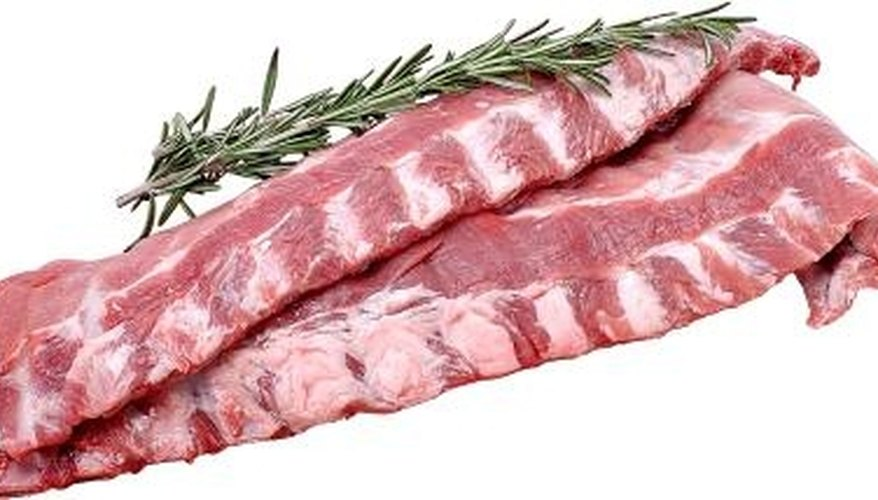 The unwieldy shape of ribs make them difficult to cook evenly on a conventional grill without a rib rack.