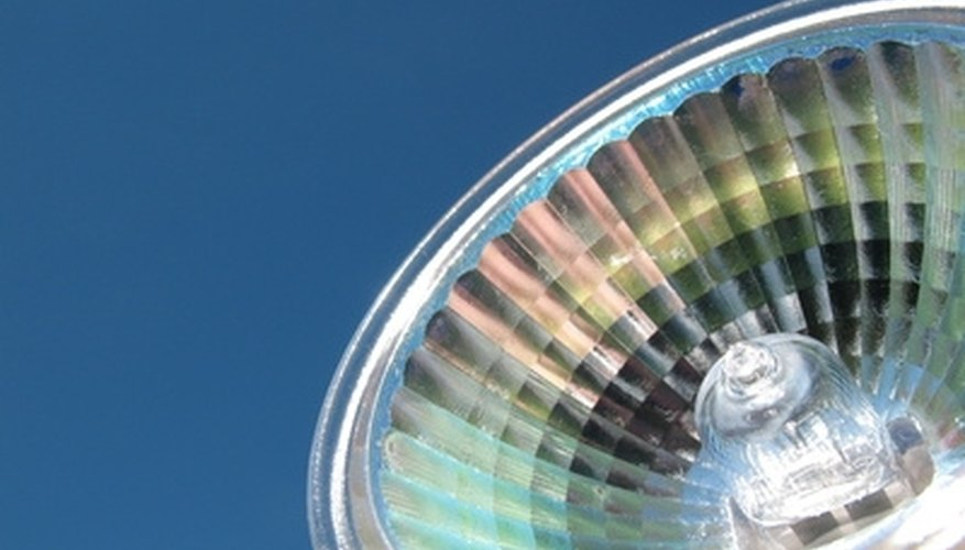 Many people are switching to energy-efficient LED lights.