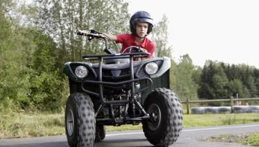 Brands of Four Wheelers