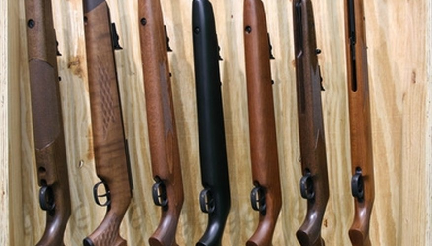 How to Make a Rifle Stock