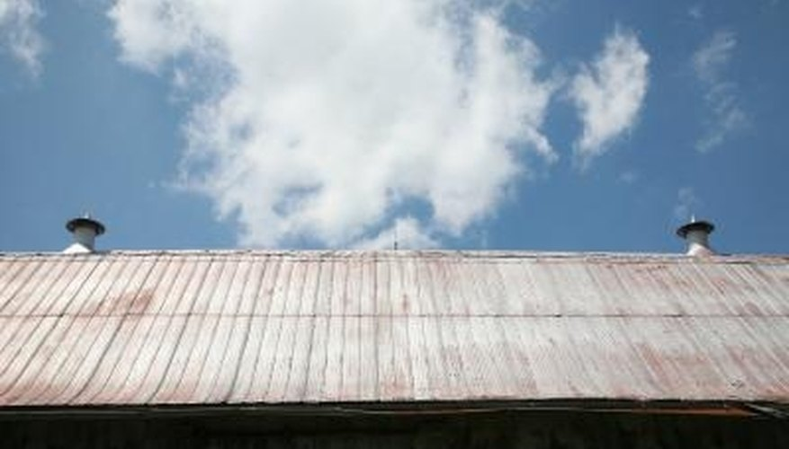 Regularly inspect roof seams for damages.