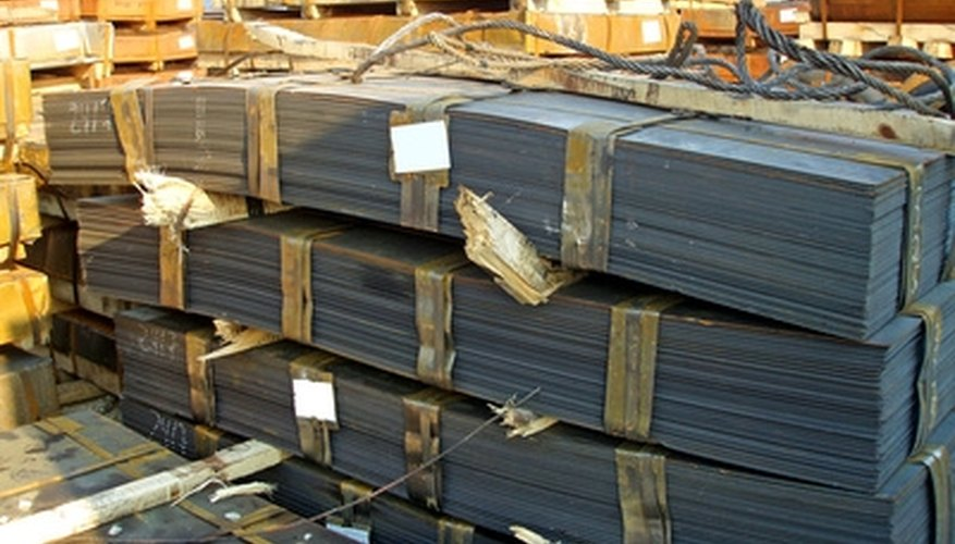 A-27 steel is most commonly used in sheet or plate form.