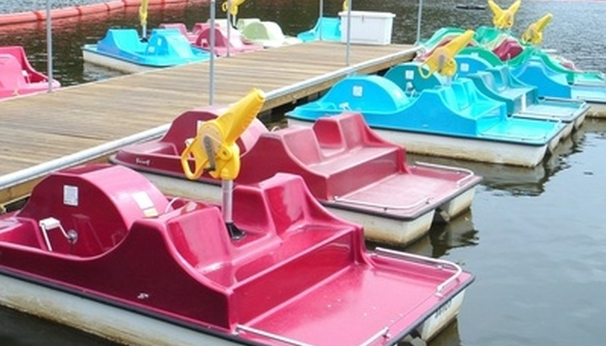 How to Fix Pedal Boat Leaks