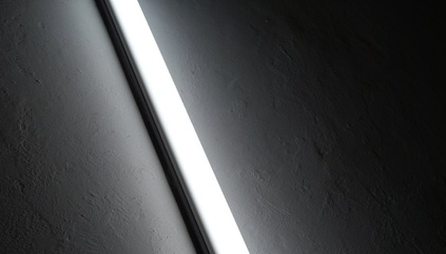 Fluorescent bulbs use lower amounts of energy than incandescent light bulbs.
