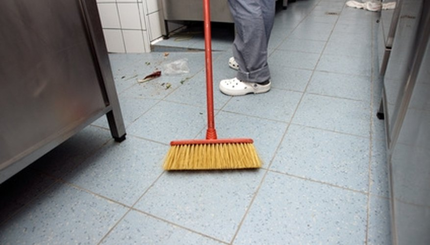Prevent Floor Paint Get Dirty