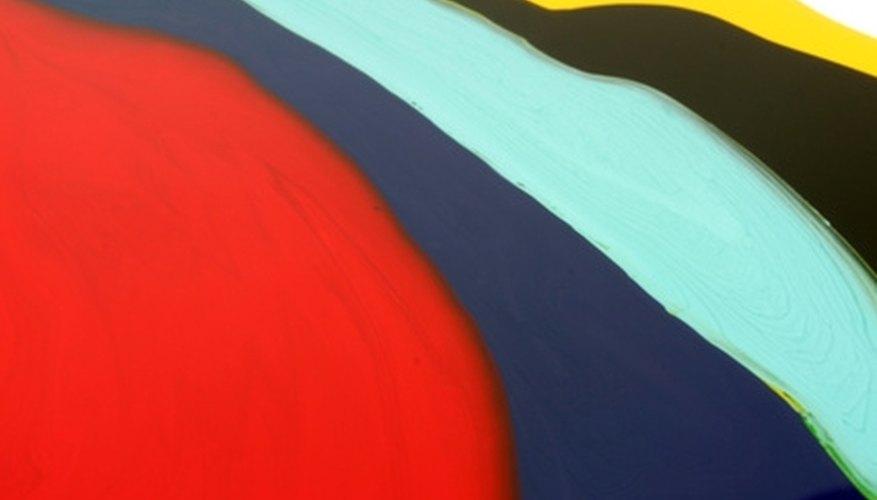 Urethane and polyurethane paints share many properties.