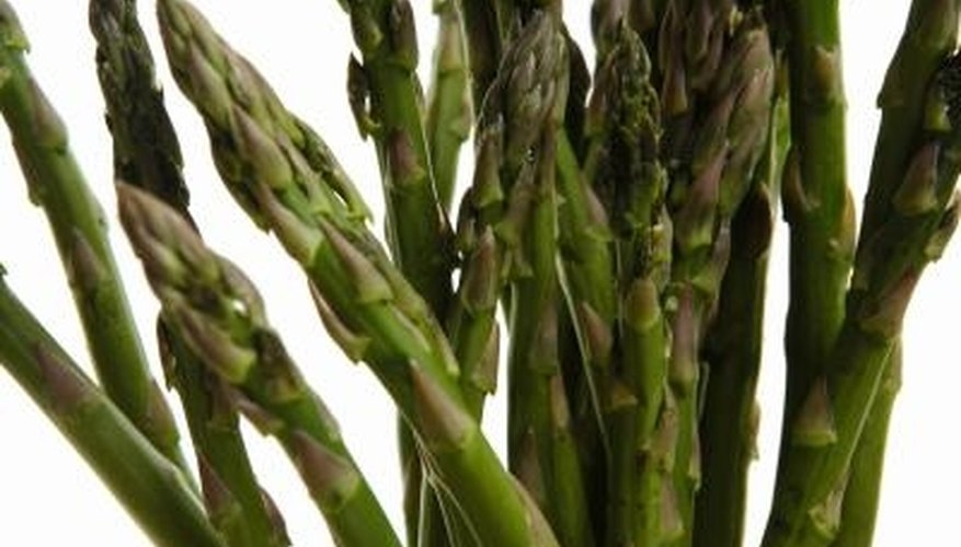 Asparagus is not an ideal crop for Florida.