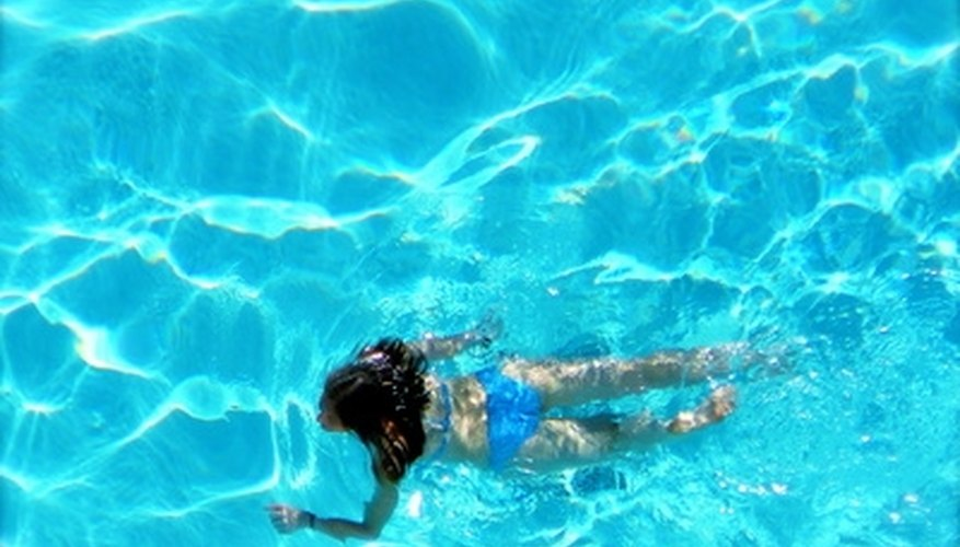 A solar cover and solar reel system keep your pool warm.