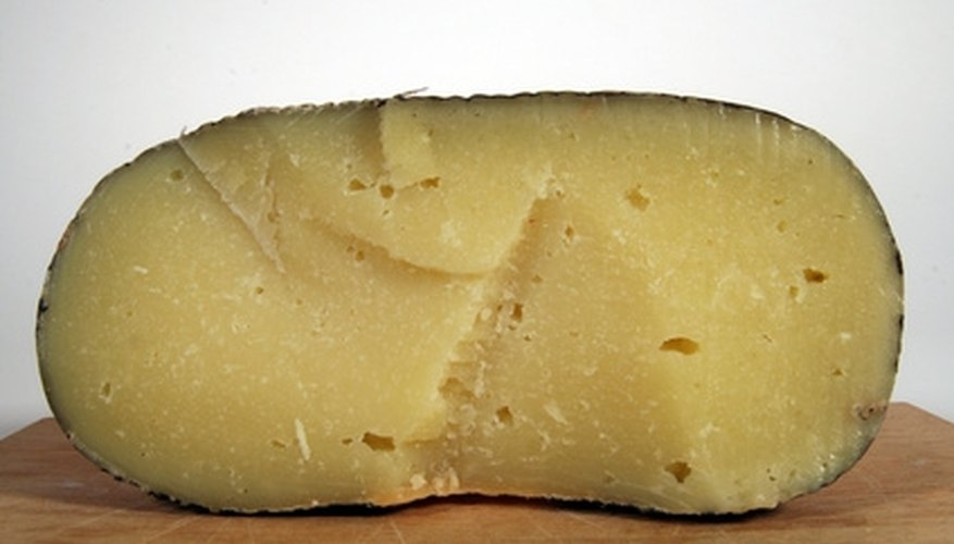 Aged cheeses are rich in fat, calcium and minerals but low in plant estrogen.
