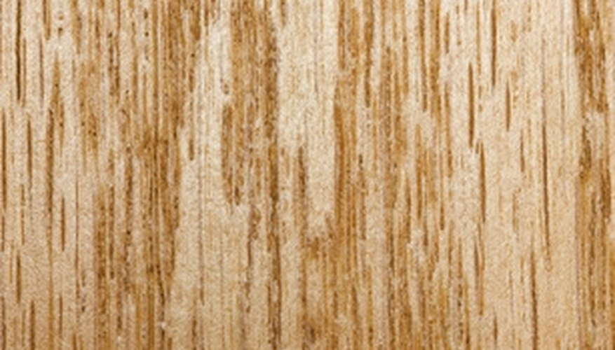 Some people prefer the way wood grain melamine looks compared to solid colors.