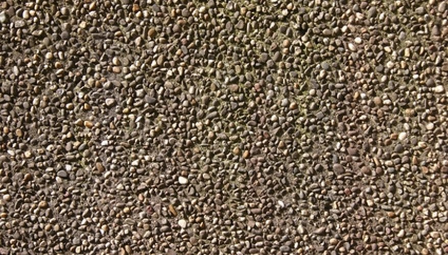 Aggregate flooring creates a durable pebble surface for your all-purpose floors.