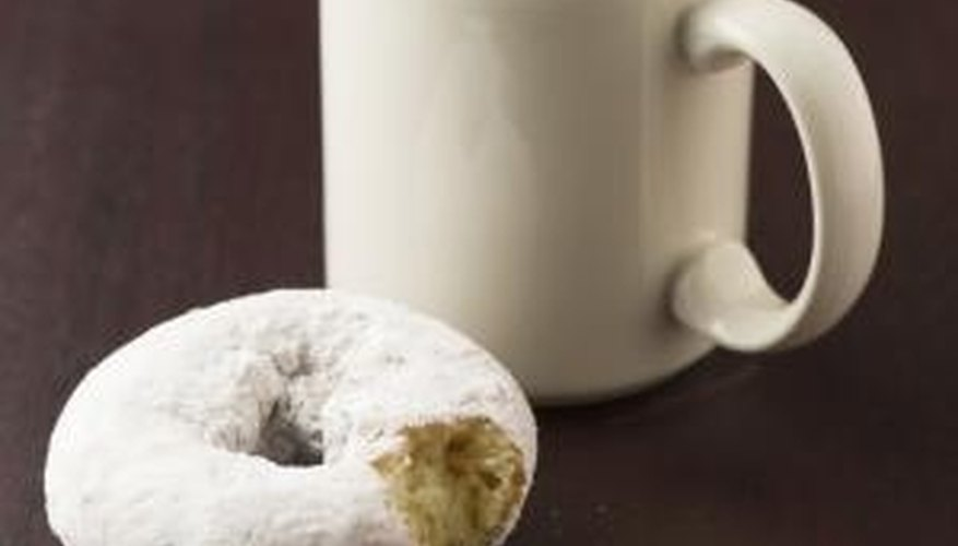 Make homemade, baked doughnuts with the Donut Maker 200.