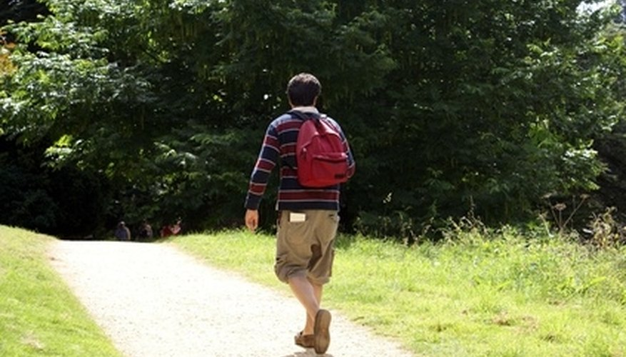 Meet a man who will enjoy going on hikes with you.
