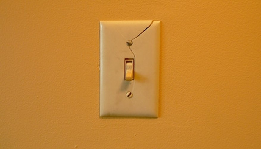 Wiring a single phase light switch is easy.