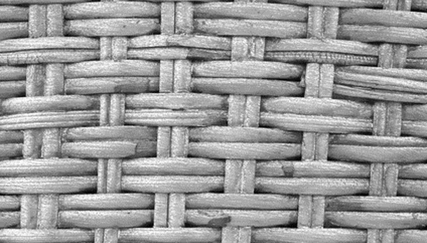 Ladderback chairs' woven seats have been popular for centuries.