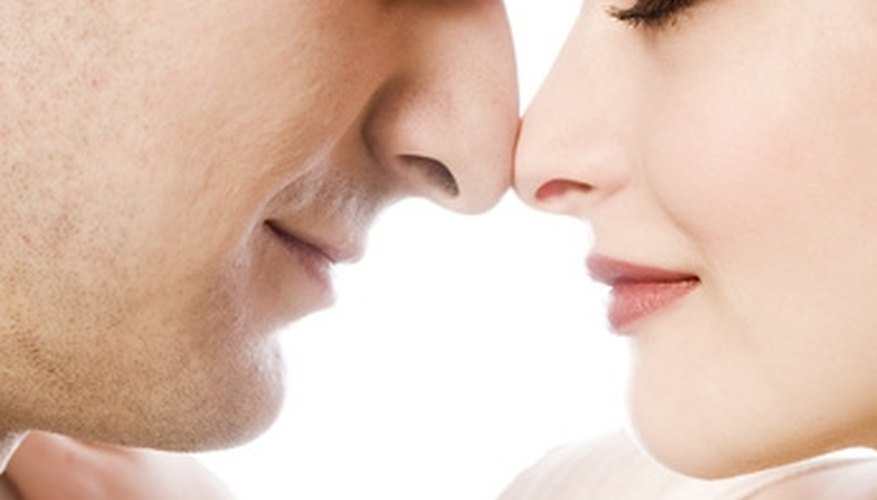 Changes in behavior and conversational habits can be signs that a man is serious about a woman.