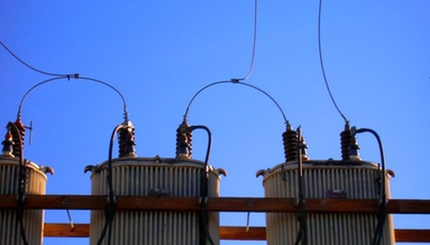 Transformers work only on alternating current.