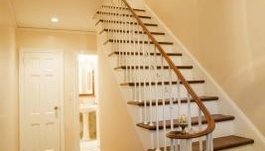 Stairway Molding Ideas HomeSteady