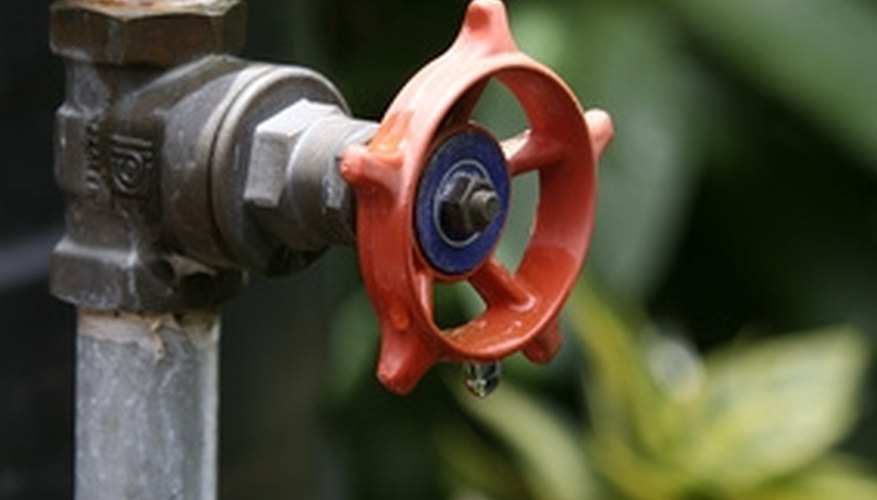 Homeowners should know their water service line location.