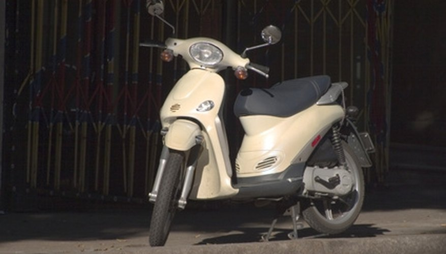 How to Remove the Governor for a 50cc Honda Metro Scooter