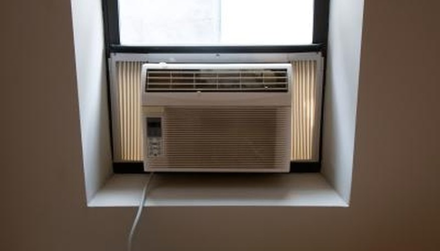 Window units use similar technology as ductless systems.