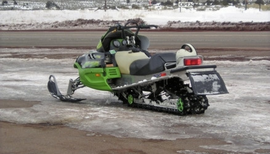How to Measure for a Snowmobile Drive Belt