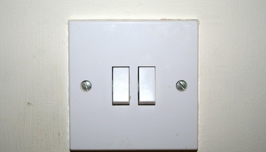 Install a new switch in just a few steps.