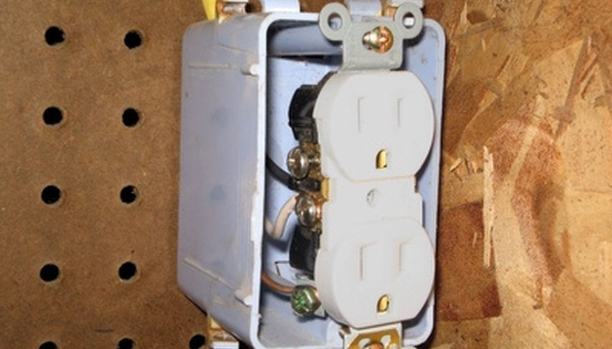 Duplex receptacles can be split-wired so that each receptacle is protected by a separate circuit.