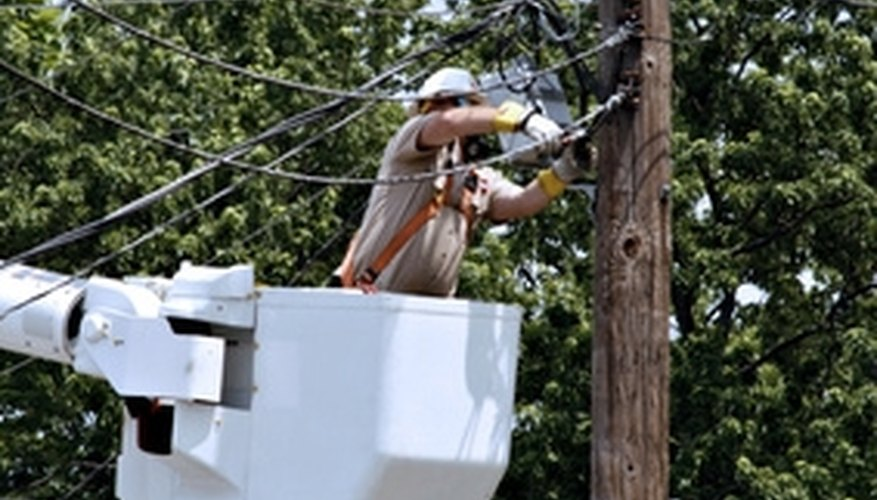 Transfer switches protect linemen from being electrocuted.