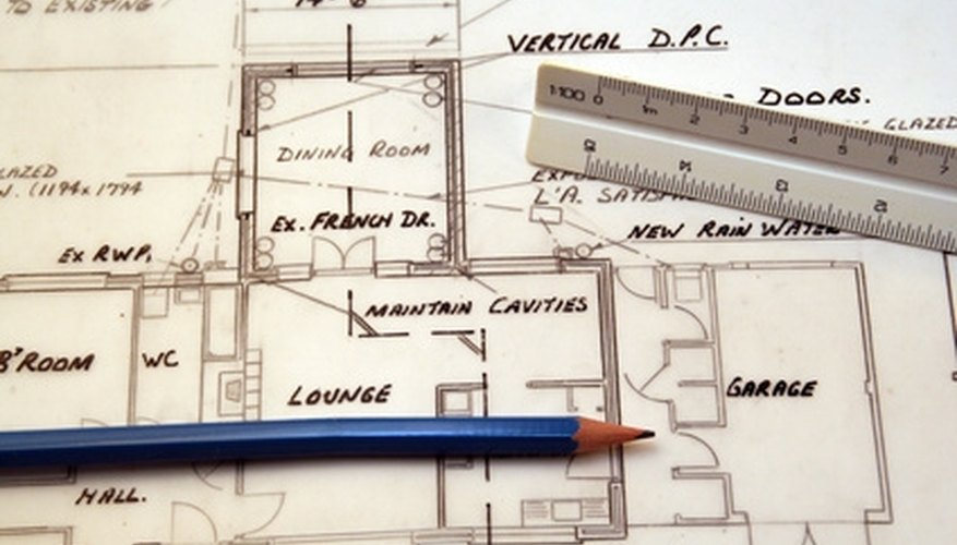 Before purchasing a new home, make or obtain a floor plan.