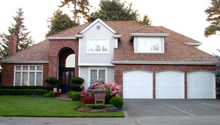 Locking your garage door protects your home and belongings.